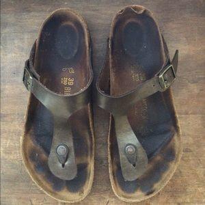 Birkenstock Gizeh sz39 Sandals